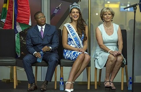 Miss World 2014 comes back to South Africa