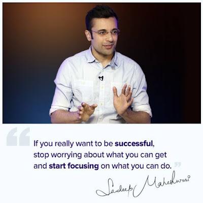 Success Quotes | Sandeep Maheshwari Motivational Quotes | The Knowledge Hunt