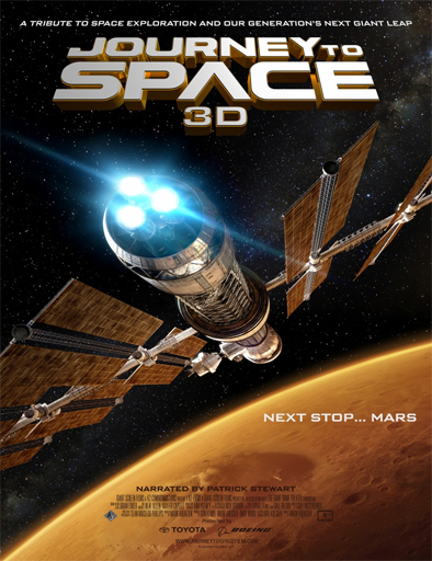 Ver Journey to Space (2015) Online