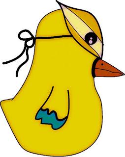 bird with mask free clip art image jpeg, free blog clipart, free block clip art image,