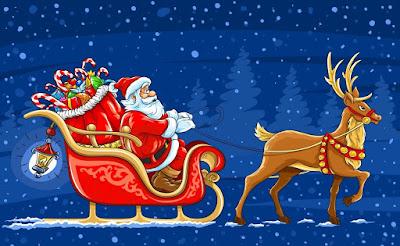 Christmas Santa Claus Photos