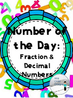 https://www.teacherspayteachers.com/Product/Fractions-Decimal-Equivalencies-Number-of-the-Day-Activity-2358948