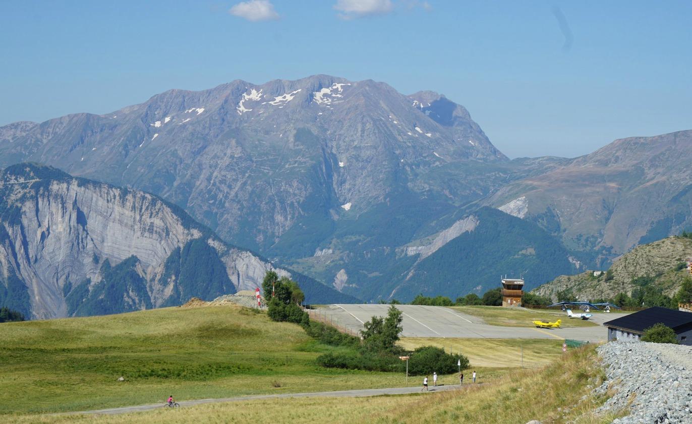Altiport Alpe d'Huez