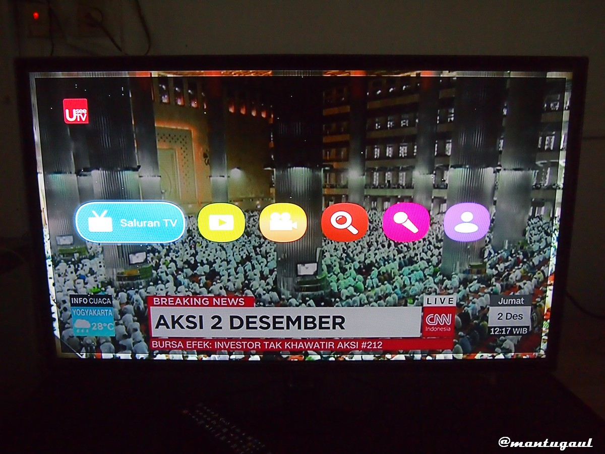 Mantugaul Gaul Site: Perbedaan STB UseeTV Indihome Versi