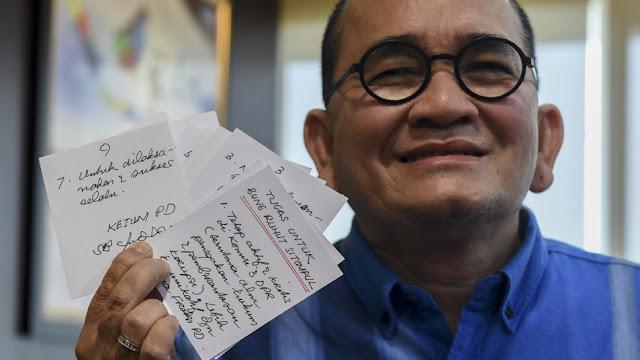 Ruhut: Terserah Pak SBY, Aku Tetap Ahok