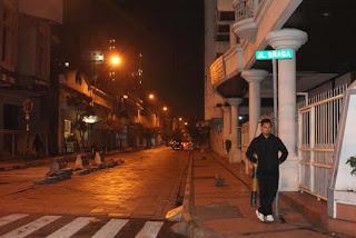 Cecen Core di jalan Braga, Bandung