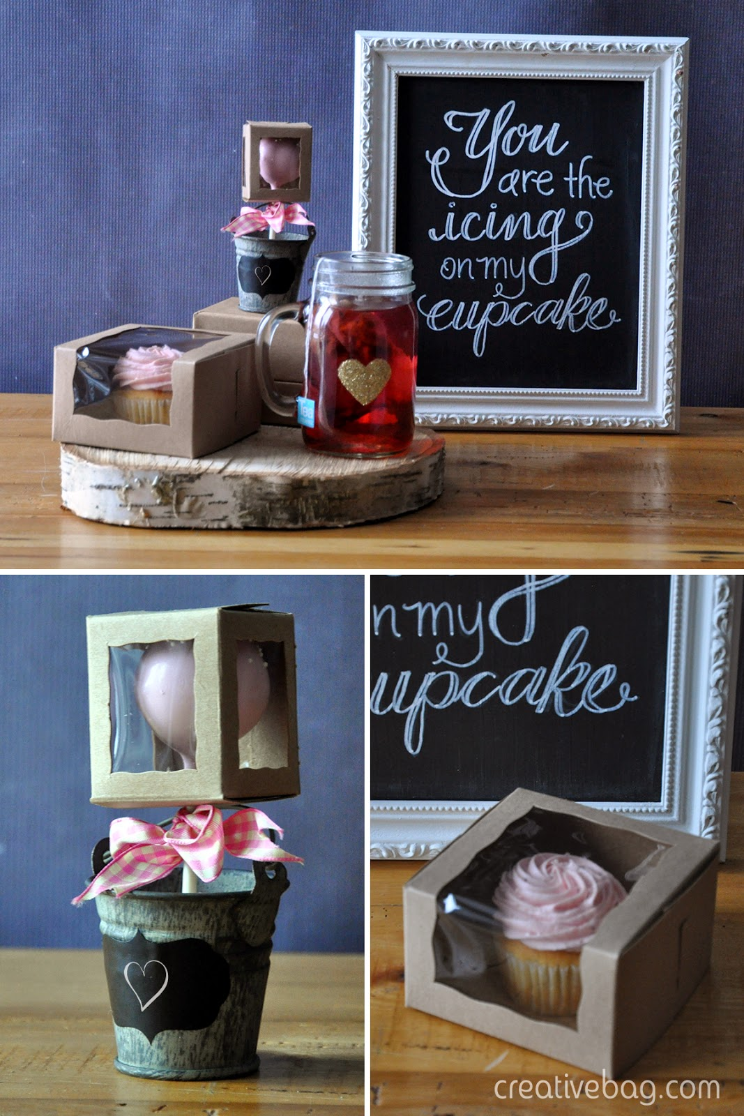 bakery packaging for valentine's day | Creative Bag