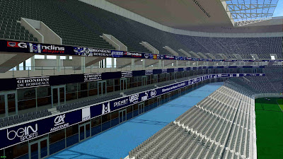 PES 2019 Stadium Matmut Atlantique by Gavi83