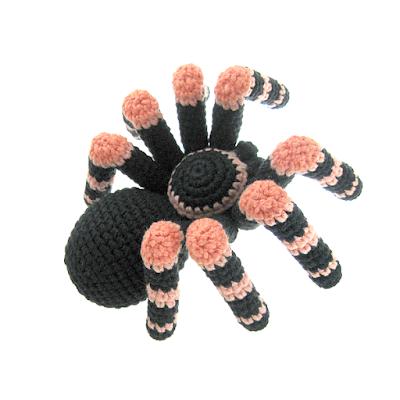 szydełkowa tarantula