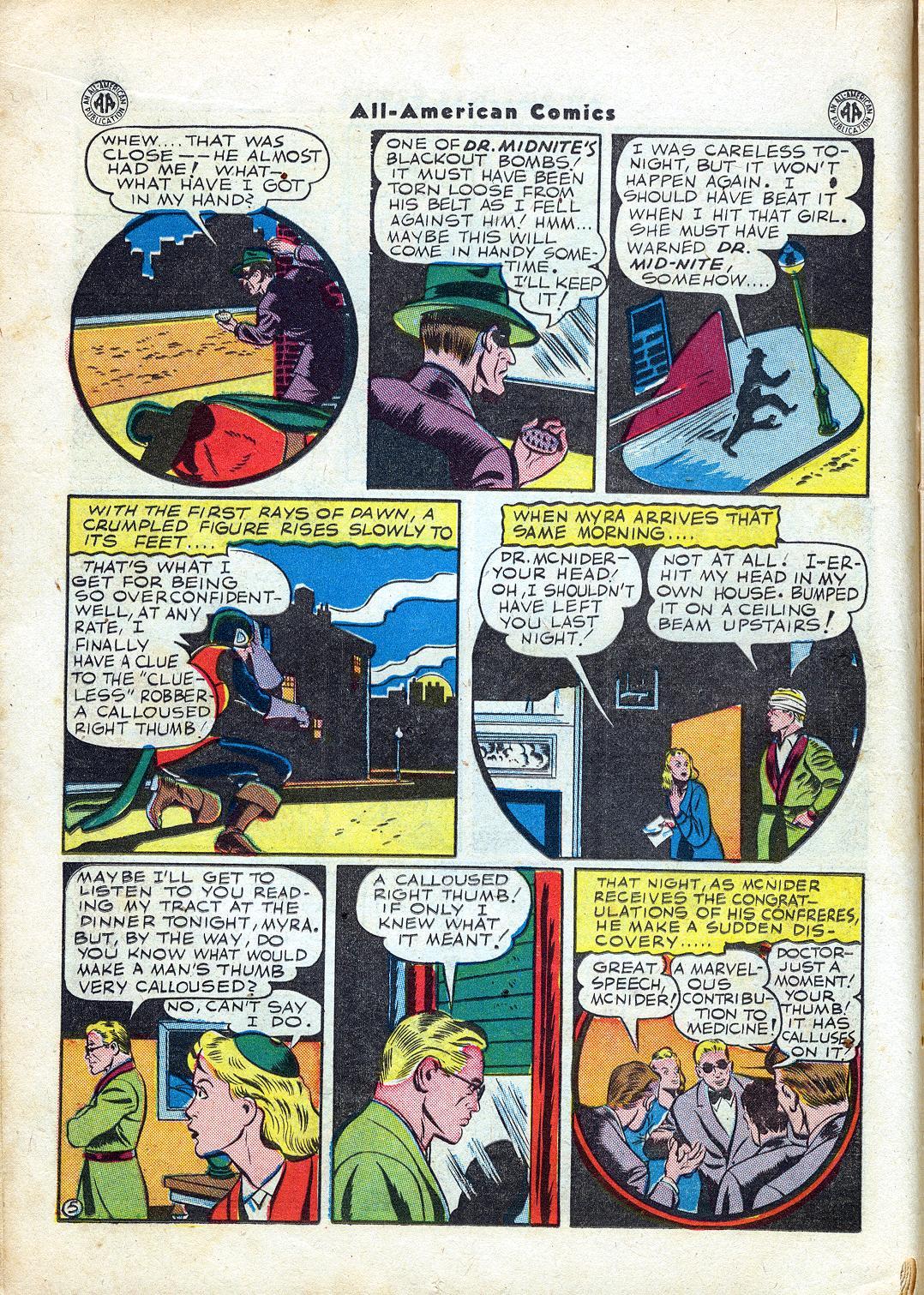 Read online All-American Comics (1939) comic -  Issue #69 - 21