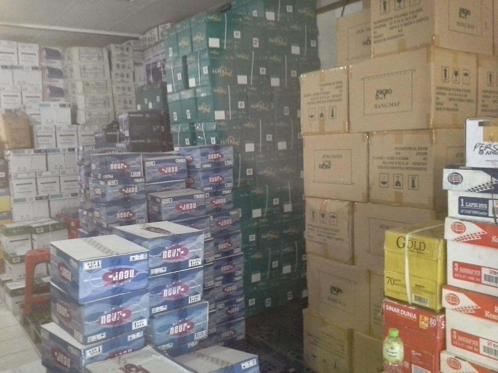 Distributor Alat tulis kantor Harga murah Dan Grosir Stationery