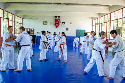 1º Seminário de Kata para Defesa Pessoal foi um sucesso