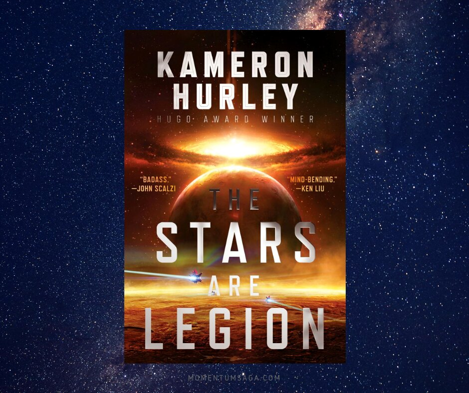 Resenha: The Stars Are Legion, de Kameron Hurley