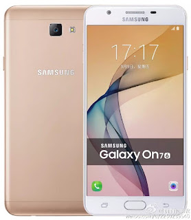 Samsung Galaxy On7 2016 Press Photos leaked