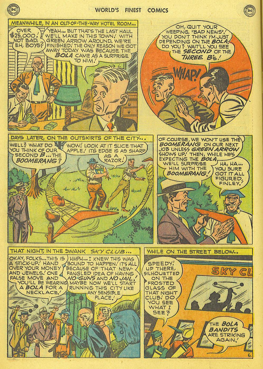 Read online World's Finest Comics comic -  Issue #49 - 23