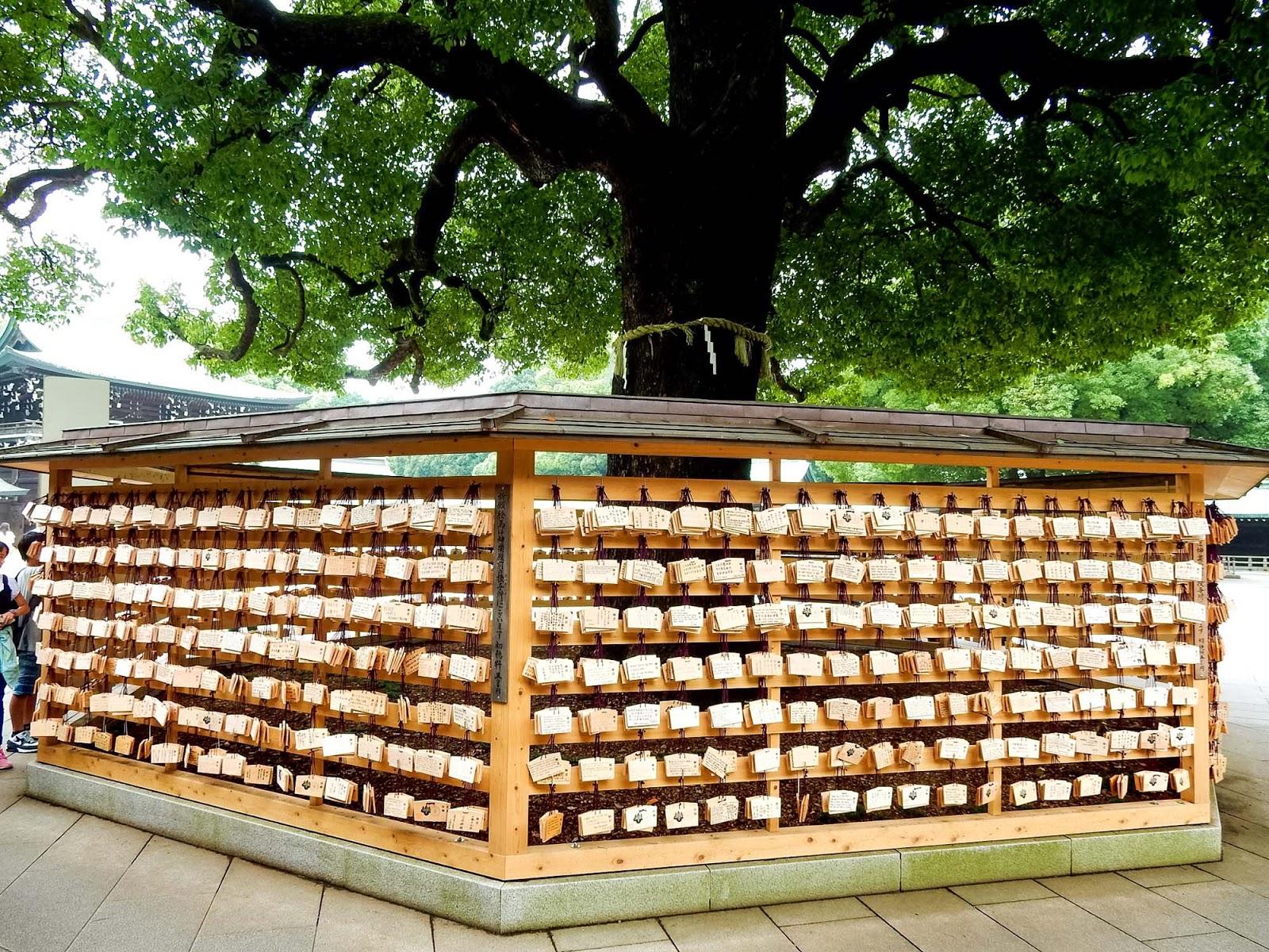 japanese temple ema