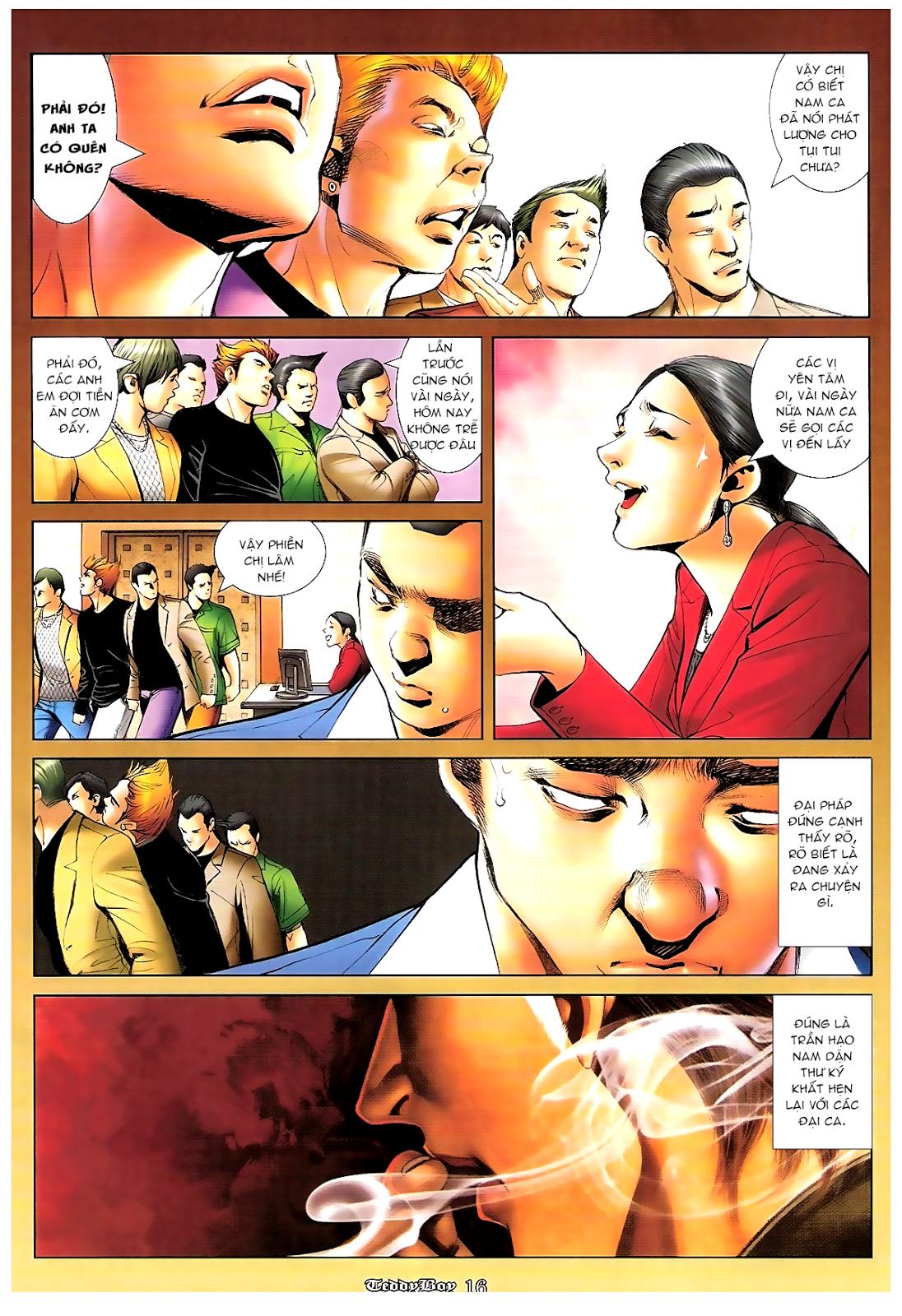 Người Trong Giang Hồ - Chapter 1197: Cùng đường - Pic 14