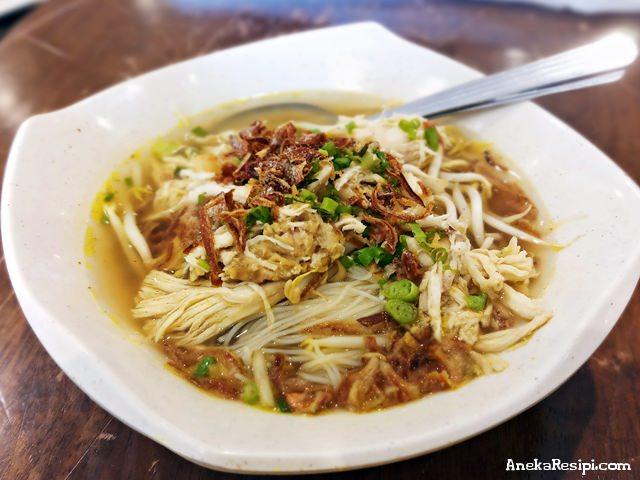 soto ayam Malaysia paling sedap