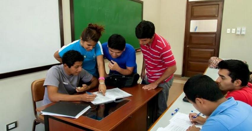 MINEDU ofrece 400 becas de educación superior para hijos de docentes