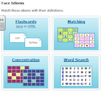 Face Idioms homepage