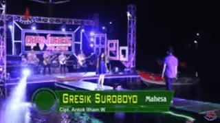 Lirik Lagu Gresik Suroboyo - Mahesa Ft Vita Alvia