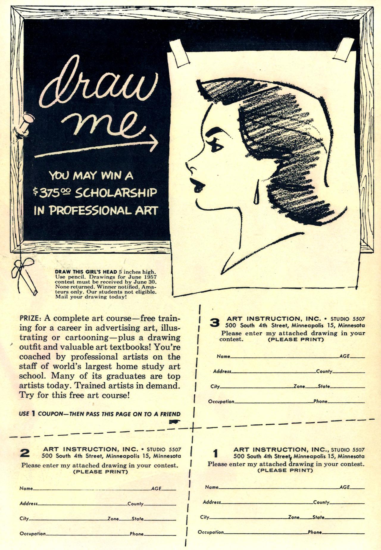 Read online Detective Comics (1937) comic -  Issue #245 - 2