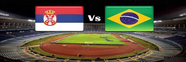 موعد مباراة البرازيل وصريبا اليوم الخميس 27-6-2018