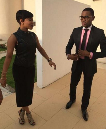 is tonto dikeh dating dbanj