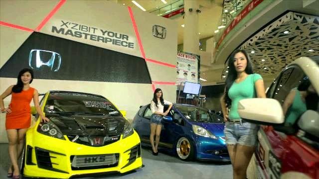 Pameran Mobil Honda Jazz RS