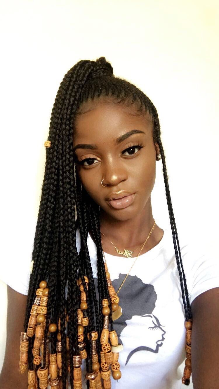 Trending Braids Styles For Black Women