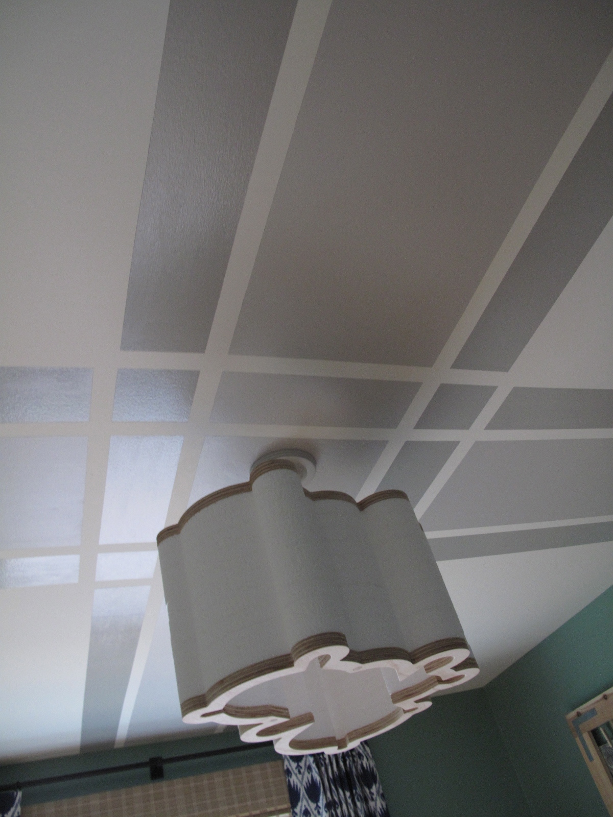 Haven and Home: The Nursery: Ceiling and Light