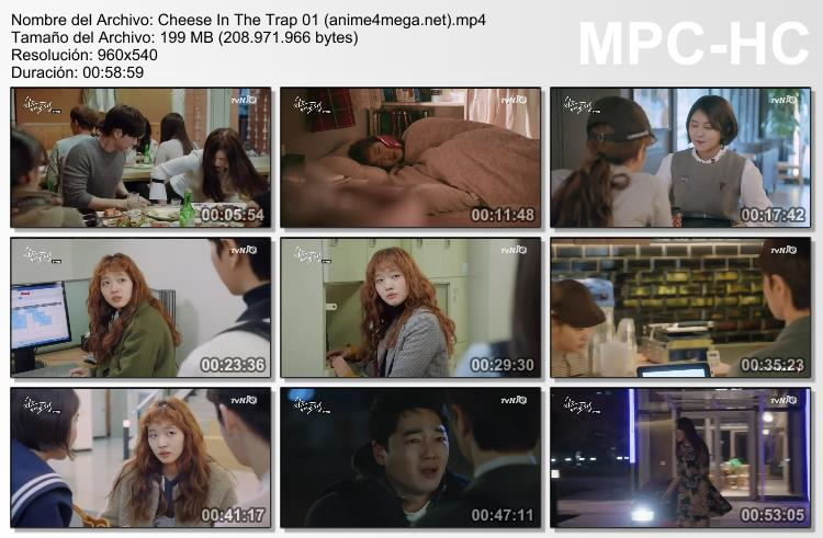 Cheese In The Trap CAPTURAS