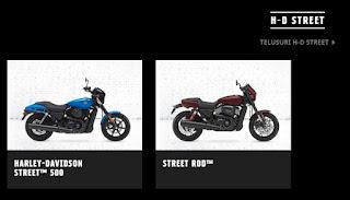 Tipe Harley Paling Laris di Indoensia