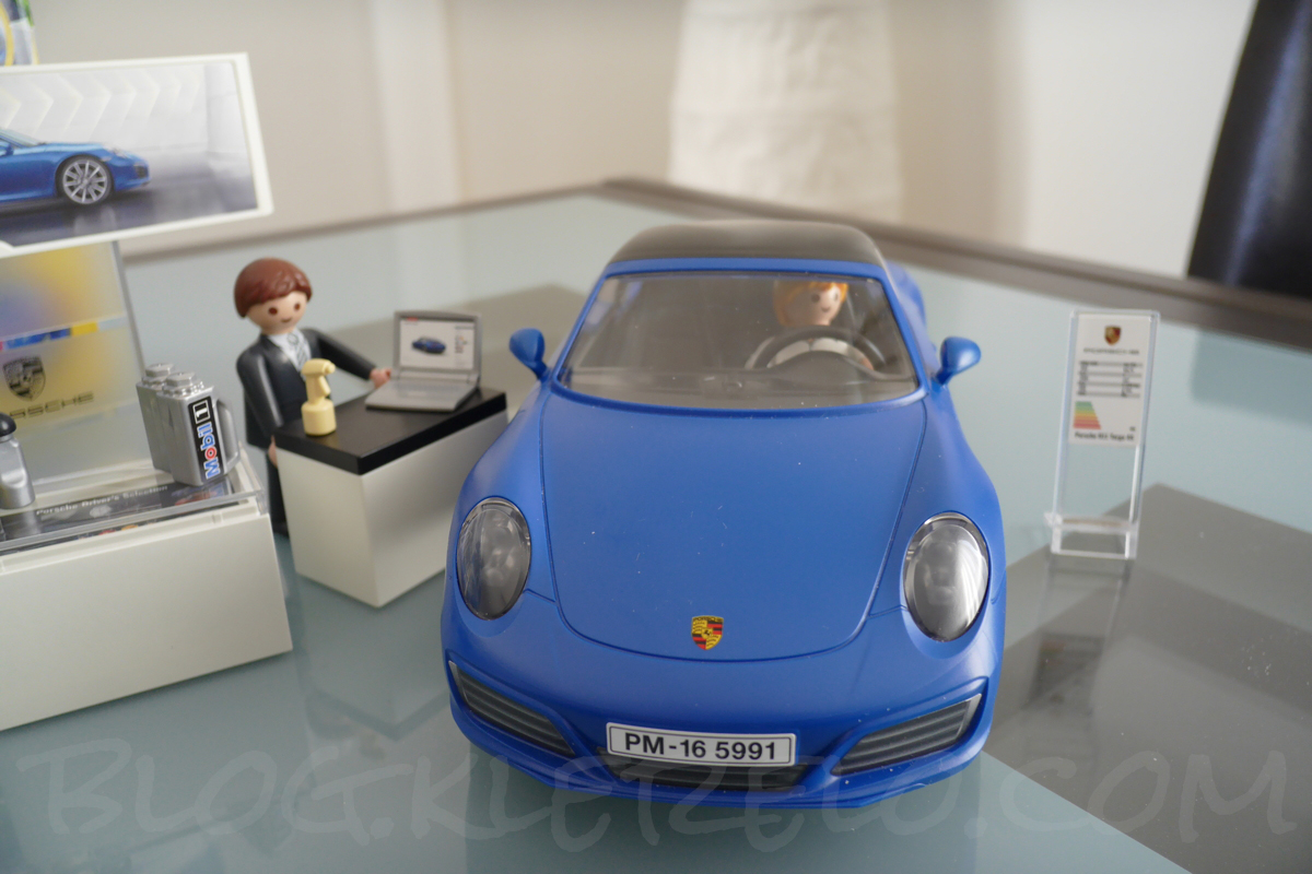 playmobil 5991 porsche targa 911 4s klerelo. Black Bedroom Furniture Sets. Home Design Ideas