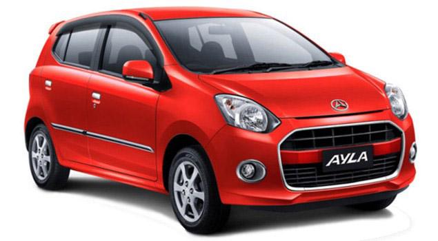 Daftar Harga Mobil Daihatsu Ayla Bulan Juli 2016