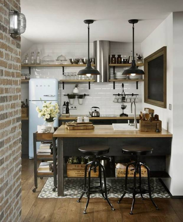 15-small-kitchens-that-will-make-you-want-to-downsize-white-kitchen ...