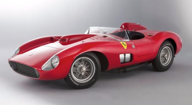 フェラーリ335Sスパイダースカリエッティ