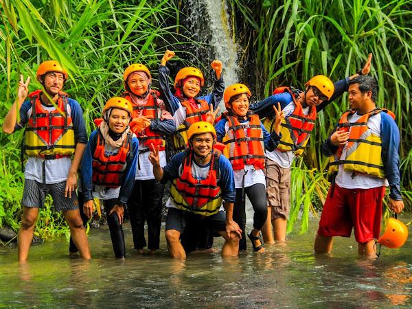 River Tubing Pusur Adventure : Pesona Klaten Yang Memacu Adrenalin