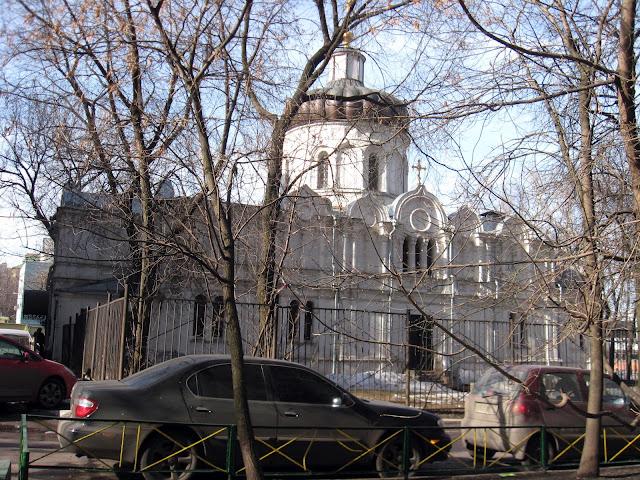 Церковь преподобного Алексия в Красном селе
