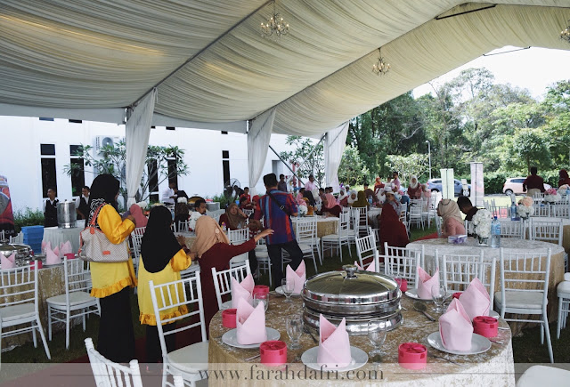 the kenduri wedding planner catering murah