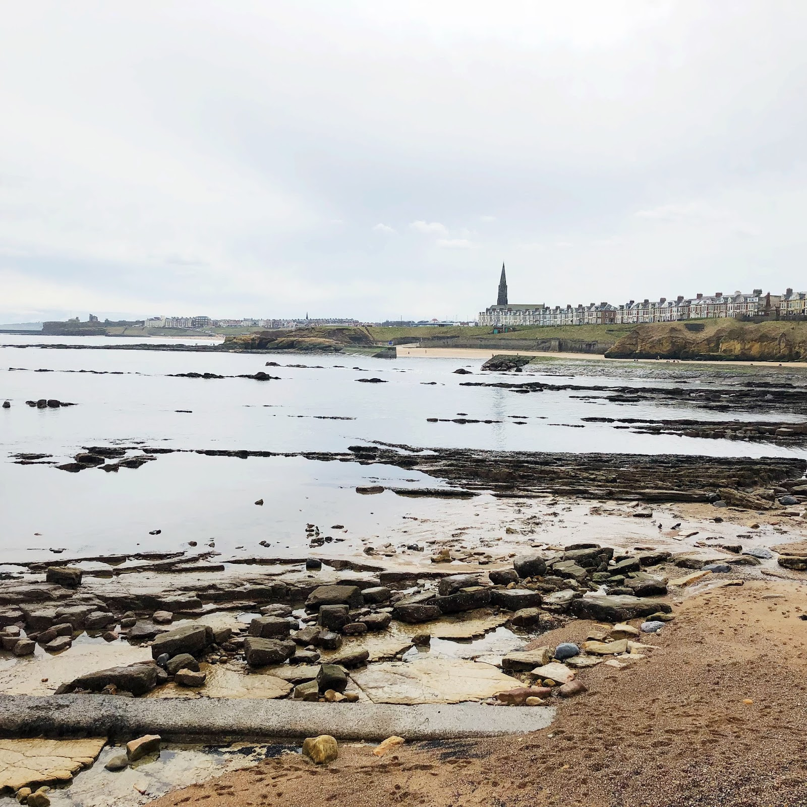 Whitley Bay to Tynemouth