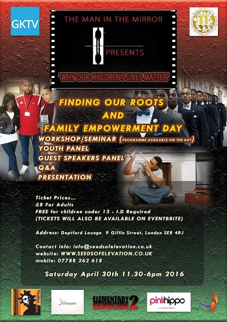 Family Empowerment Day London 2016