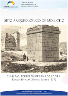 Chullpas, torres funerarias de Acora