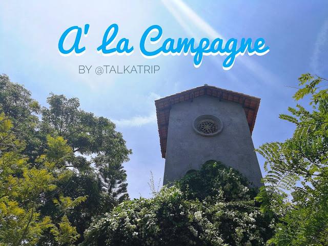 A' La Campagne