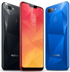 Oppo Realme 2 with 6.2-inch 19:9 FullView display, dual rear cameras