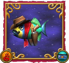 Wizard101 Fishing Dragonspyre Fish Trigger Fish