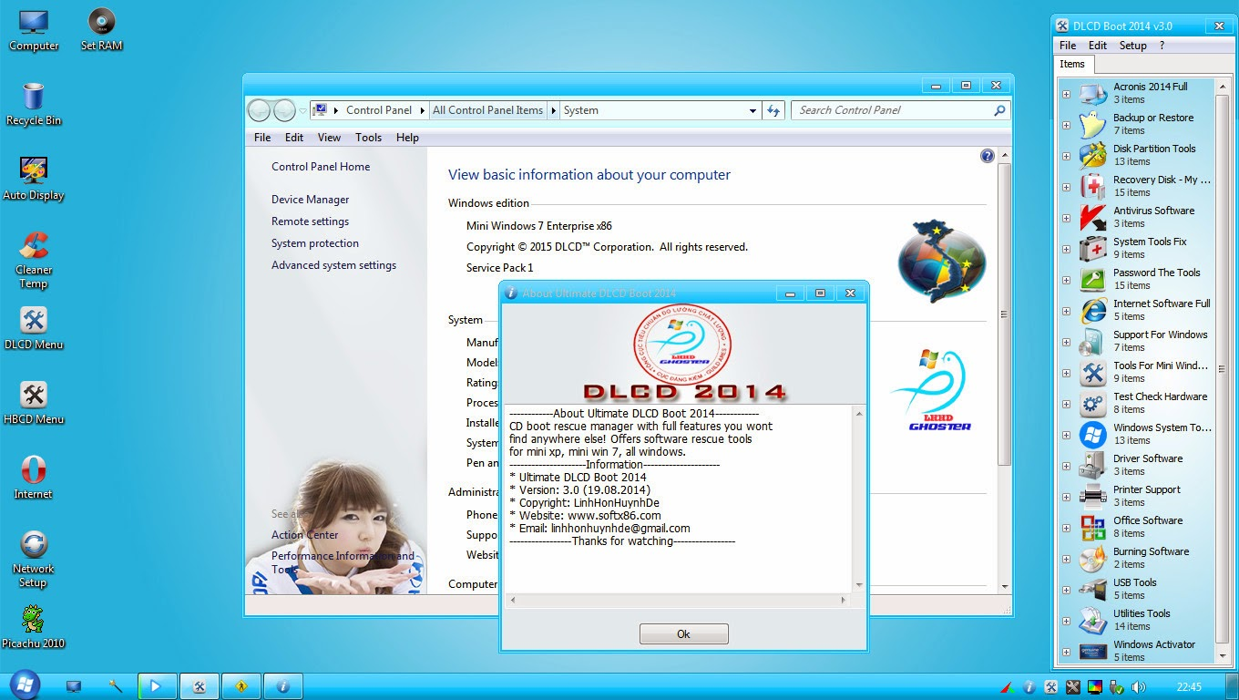 Seputarmediacomputer ultimate dlcd boot 2015 v1 0 uefi for Affichage fenetre miniature windows 7