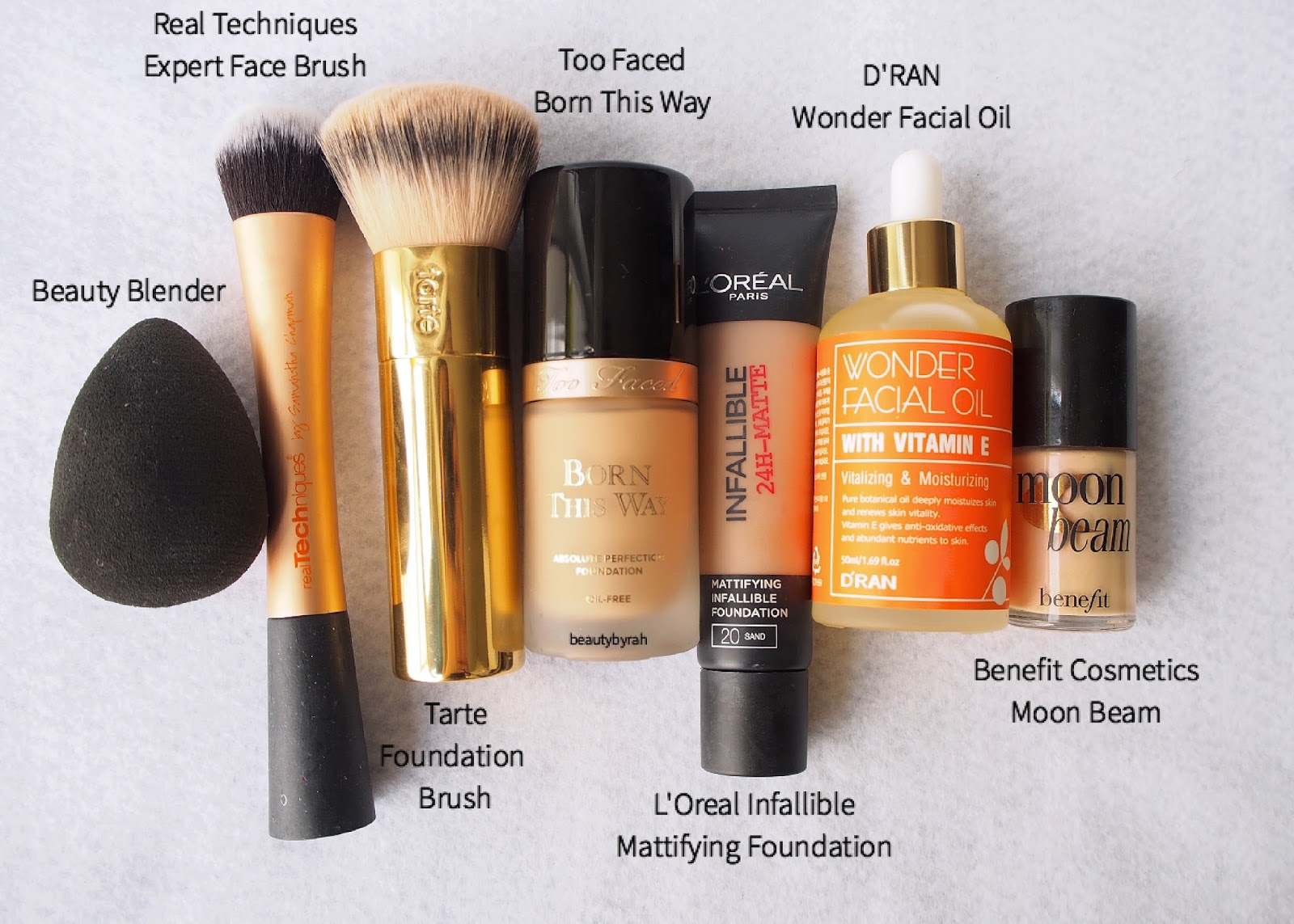 My Current Base Routine | Primers, Foundation, Concealer and ...