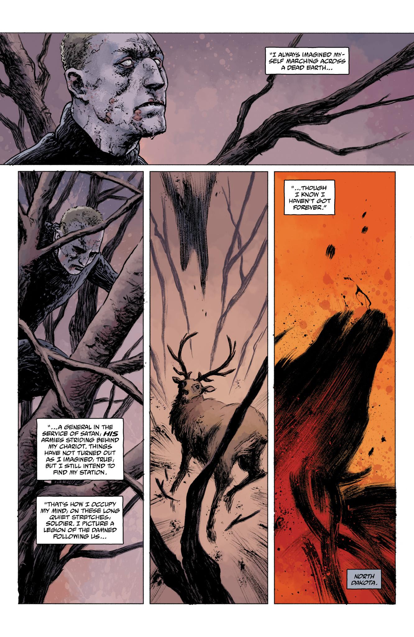 Read online Abe Sapien comic -  Issue #16 - 3