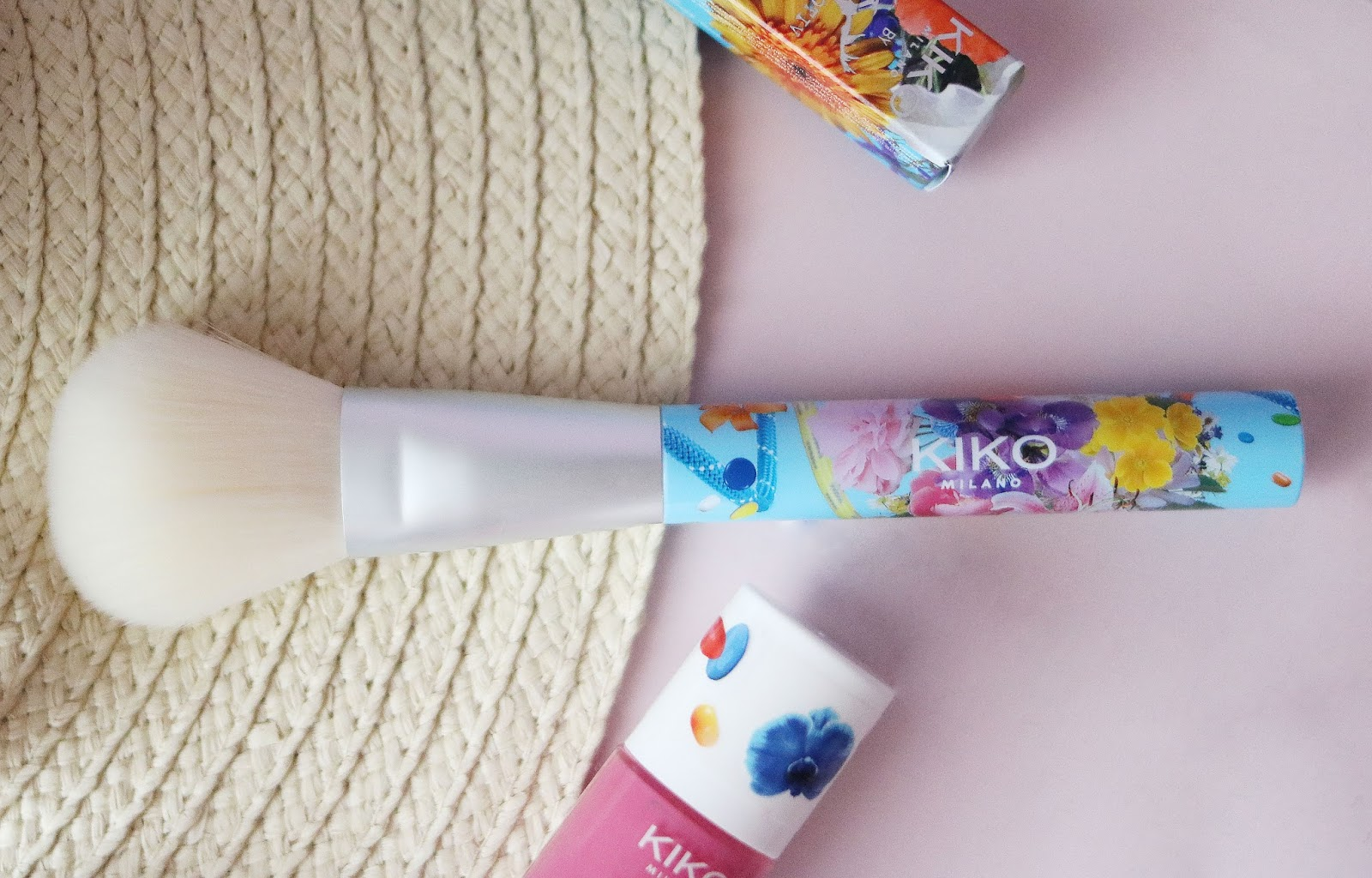 TROPIC HEAT , kiko milano, 20th anniversary , vogue italie , rose mademoiselle , rosemademoiselle , blog beauté , paris , revue , avis , tropi heat collection capsule
